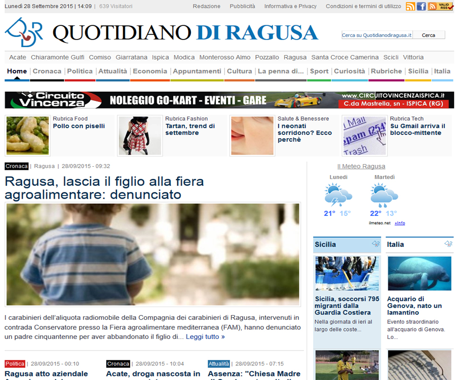 Quotidiano di Ragusa