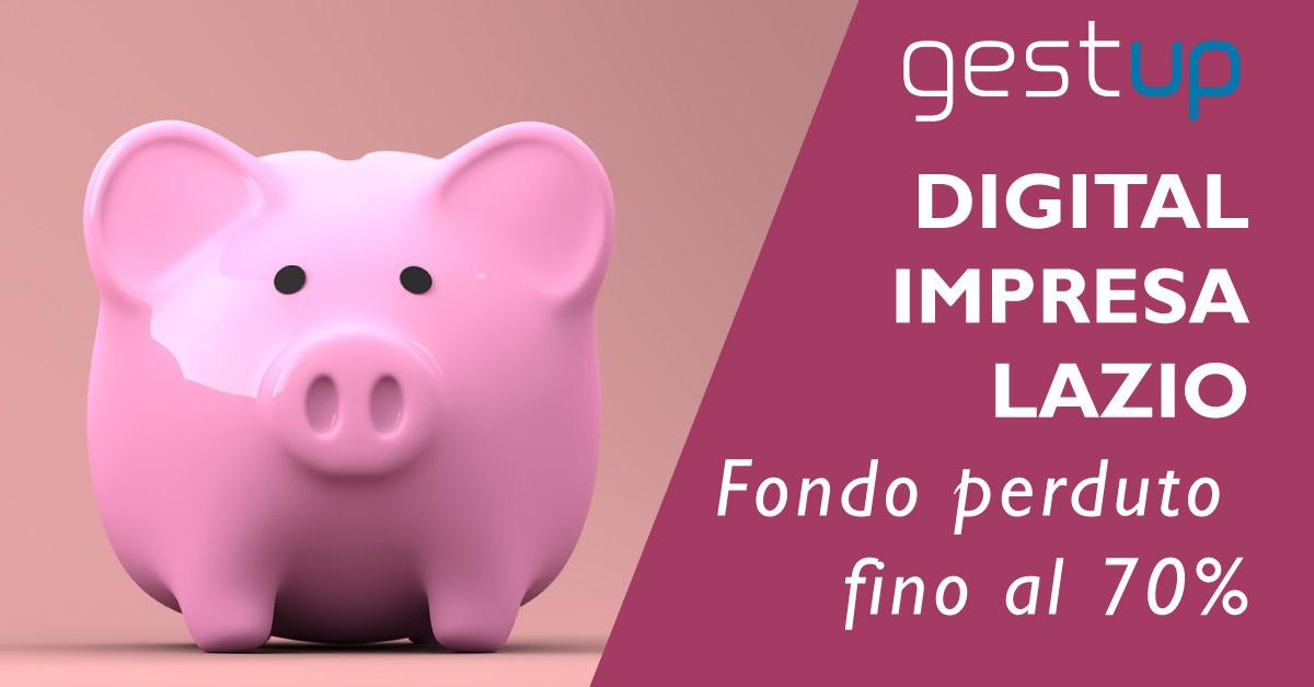 Digital Impresa Lazio, il bando regionale per finanziare l'Impresa 4.0